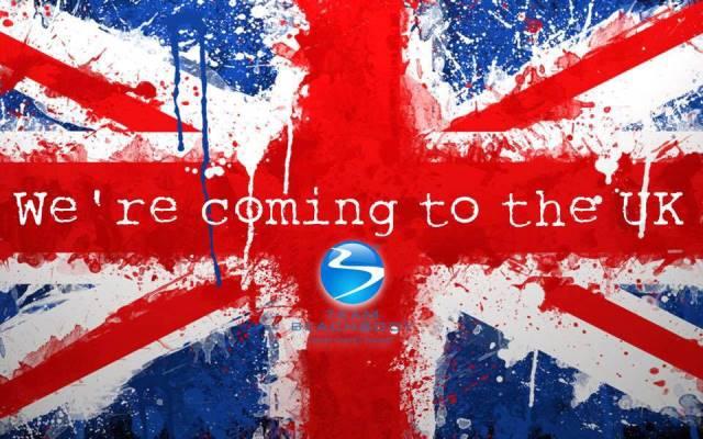 team beachbody UK announcement