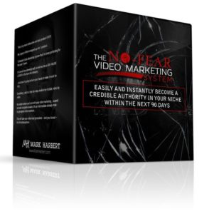 No-Fear Video Marketing System Box