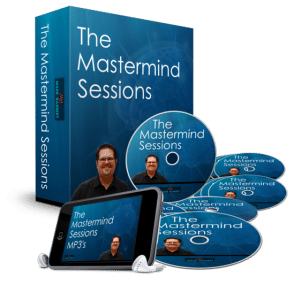 The Mastermind Sessions product box