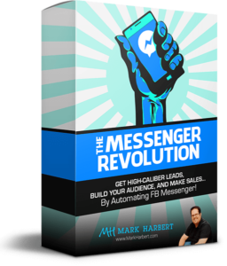 The Messenger Revolution product box