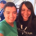 Lanacia Rachel and Yonatan Aguilar
