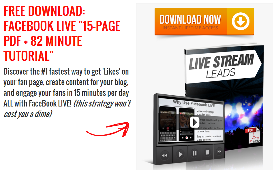 Facebook Live Stream - Failure In Life