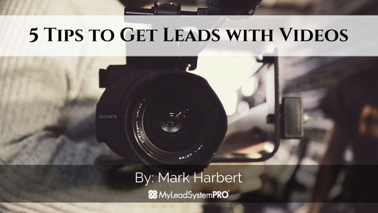 Online Video Marketing by Mark Harbert & Yonatan Aguilar
