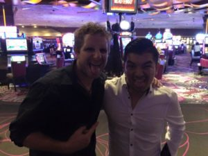 Brian Fanale & Yonatan Aguilar at the Network Marketing pro 2015 event