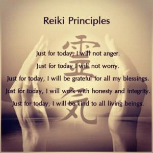 reikie principles