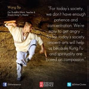 kung-fu compassion