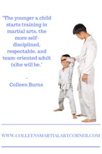 www.colleensmartialartcorner.com