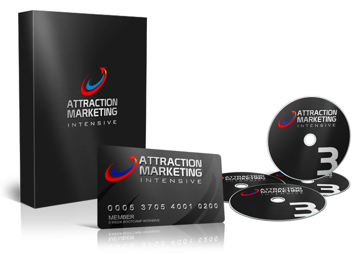 This is everything you need to know about embracing 'ATTRACTION MARKETING' to build a multiple 6-Figure Business online in an easy-to-follow format.