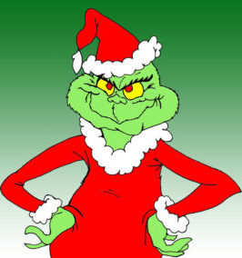 "The Grinch ""What if Christmas"""