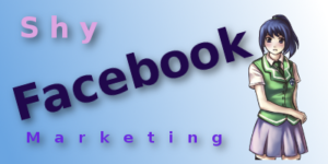 Facebook Marketing shy