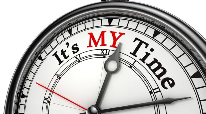 The Myth of Time Management