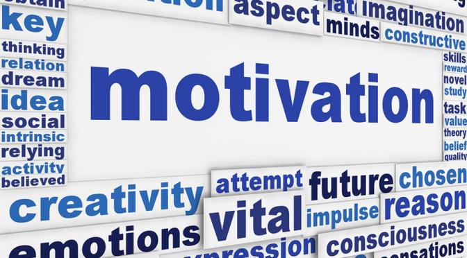 3 Keys to Motivation