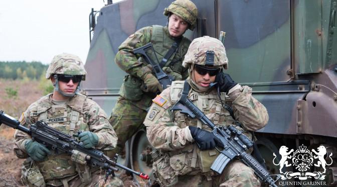 Entrepreneurial Soldierization Process
