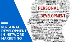 personal development in network marketing