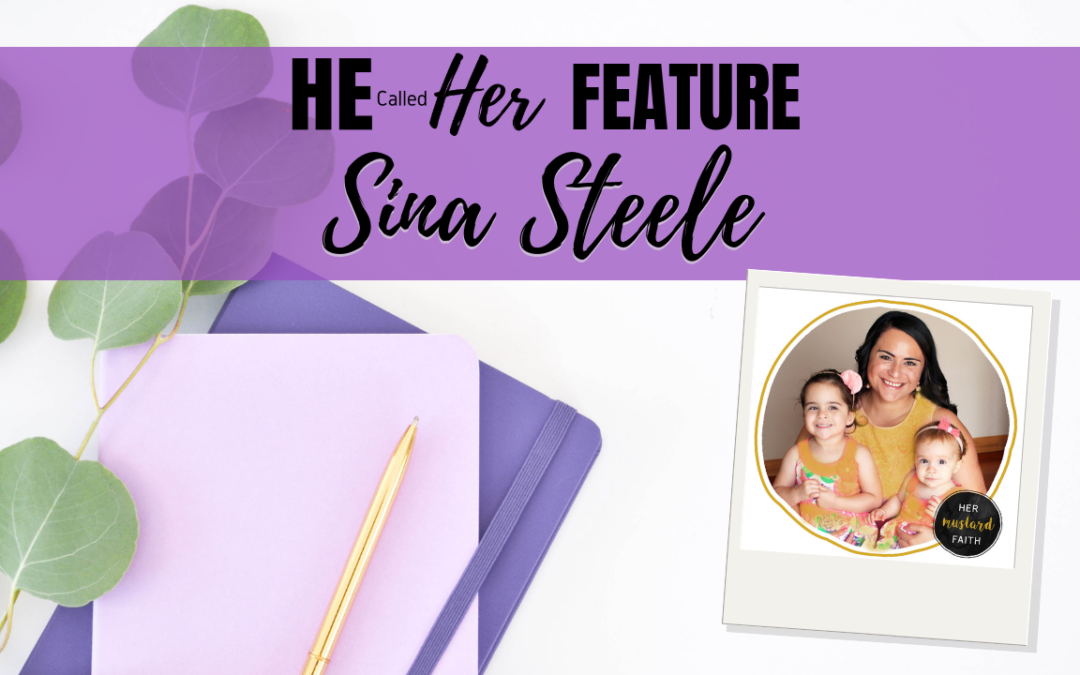 HE called Her Feature: Sina Steele