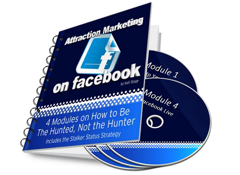 Attraction Marketing on Facebook