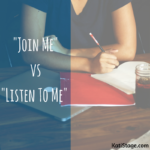 """Join Me"" vs ""Listen To Me"" (Prospecting Perspective)"