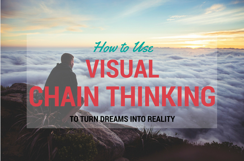 How to Use Visual Chain Thinking to Turn Dreams Into Reality
