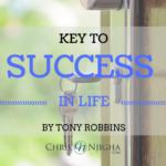 Key to Success in Life by Tony Robbins