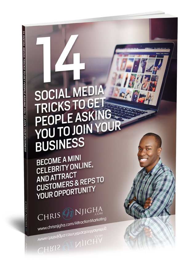 Want to Be Noticed on Social Media?