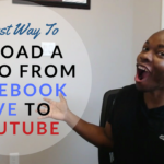 Easiest Way to Upload a Video From Facebook Live to YouTube
