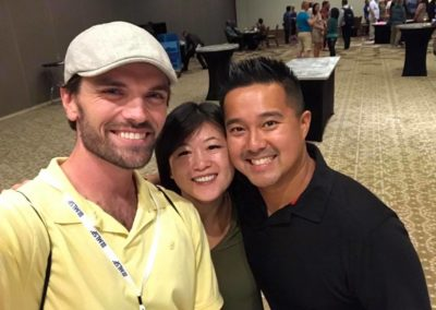 ricky borrows with lawrence tam