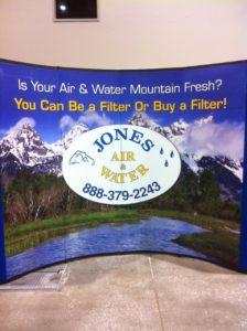 Jones air and water
