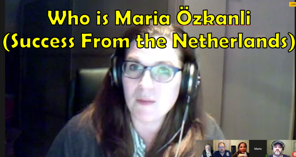 Who is Maria Özkanli