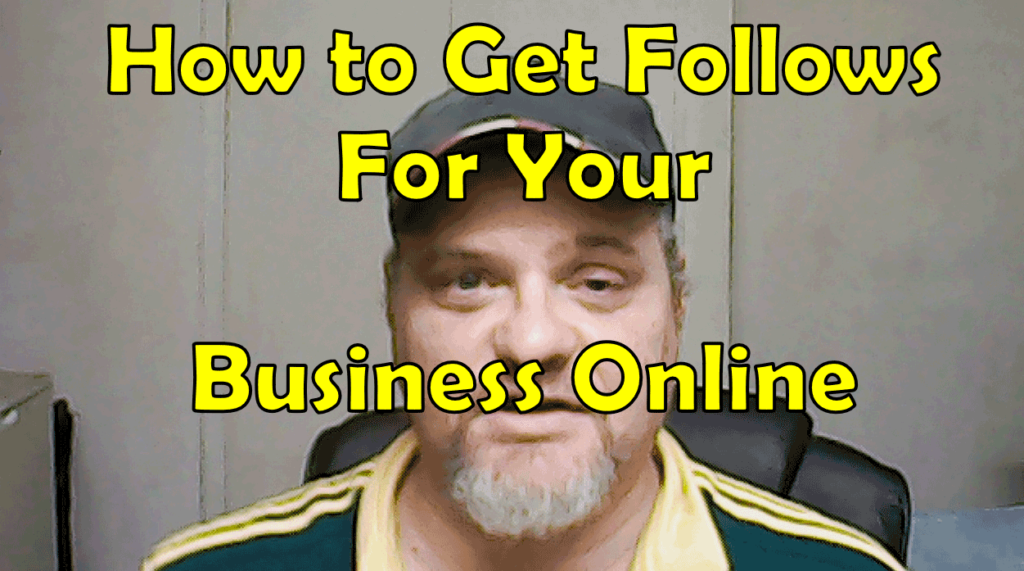 How To Get More Followers Online