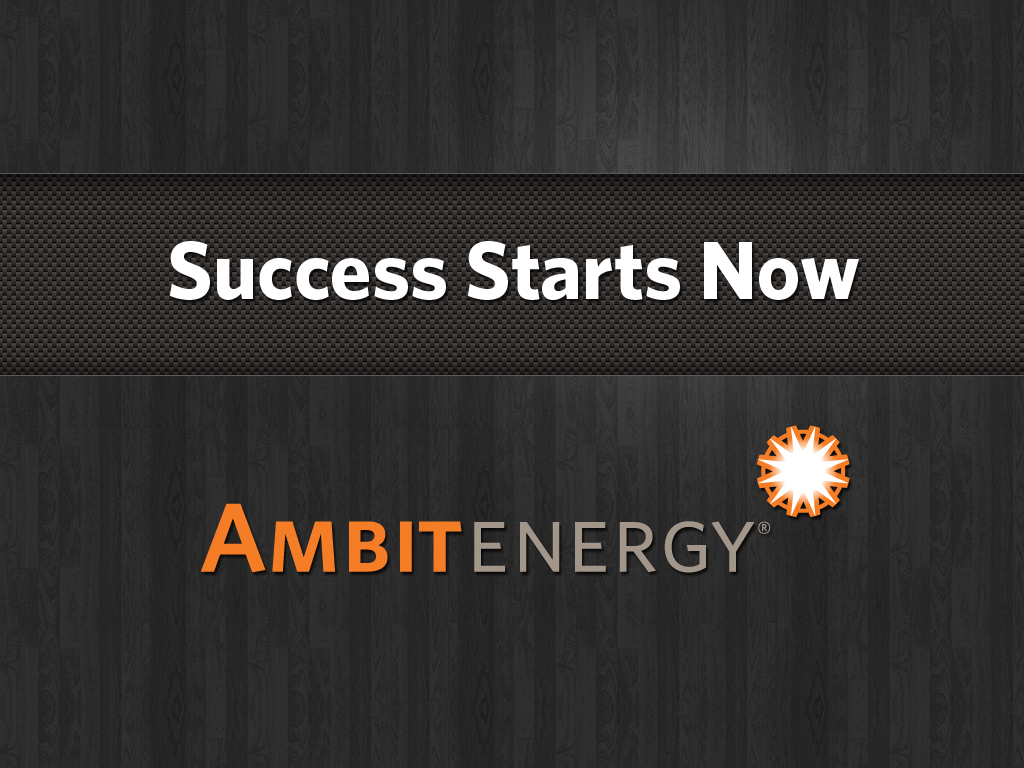 Ambit Energy Success Guide John526 Com