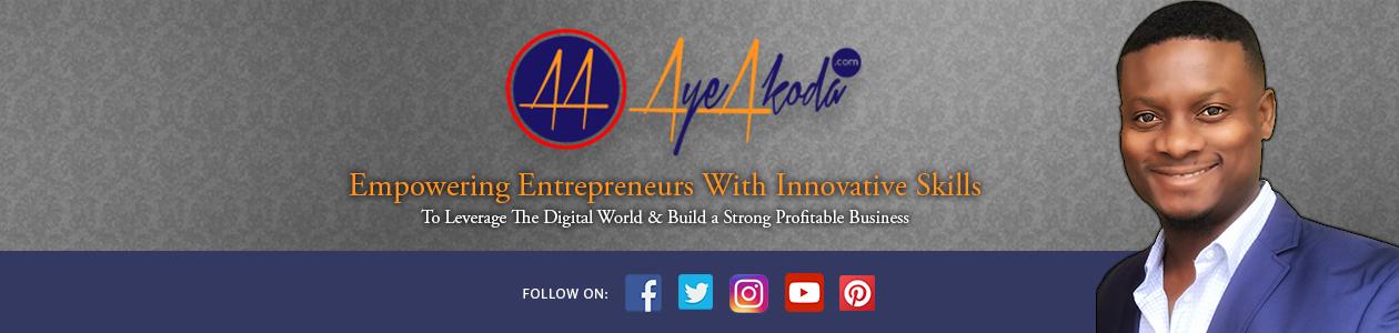 Aye Akoda's Blog