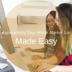 Warm Market List – MLM Recruiting Made Easy