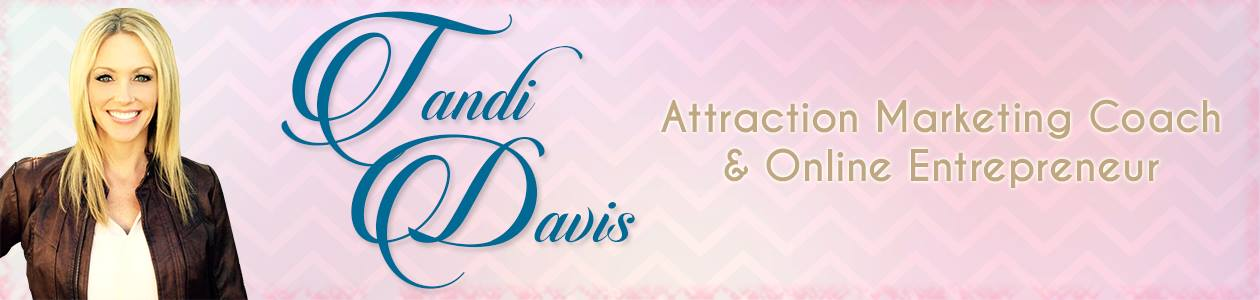 Tandi Davis Attraction Marketing Coach