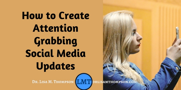 how to make an attention grabber