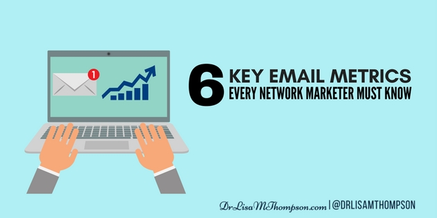 6 Key Email Metrics Every Network Marketer Must Know