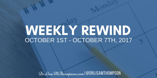 Week in Review: October 1st, 2017 – October 7th, 2017