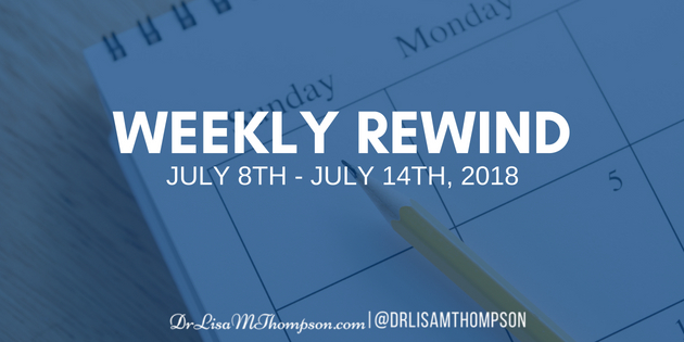 Week In Review: July 8th, 2018 – July 14th, 2018