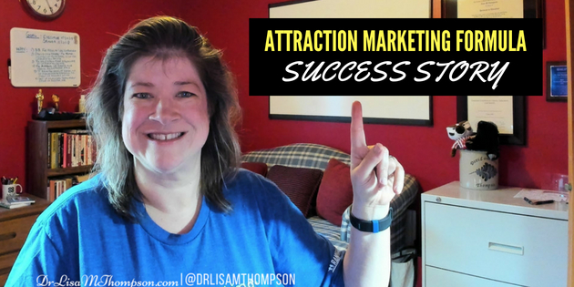 Attraction Marketing Formula Success Story