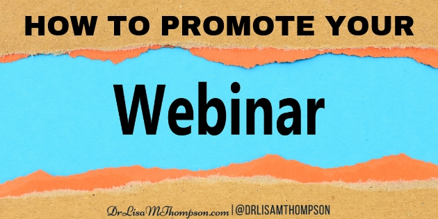 How to Promote Your Webinar to Get More Sales