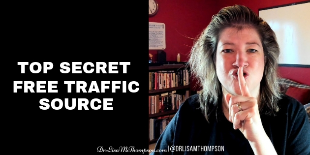 Top Secret Free Traffic Resource for Home Business Owners