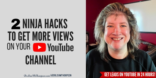 2 Ninja Hacks to Get More Views on Your YouTube Channel