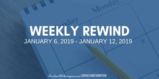 Week In Review: January 6th, 2019 – January 12th, 2019
