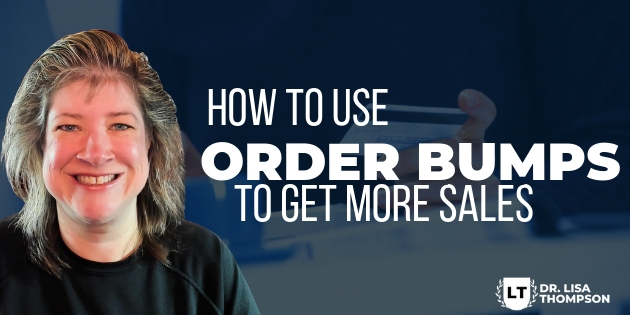 How to Use Order Bumps to Get More Sales