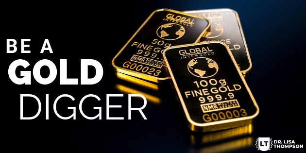 A Different Perspective on Being a Gold Digger