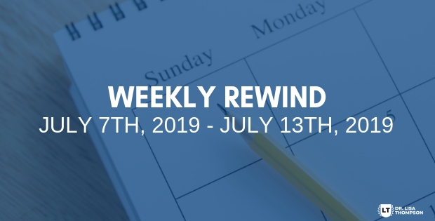 Week In Review: July 7th, 2019 – July 13th, 2019
