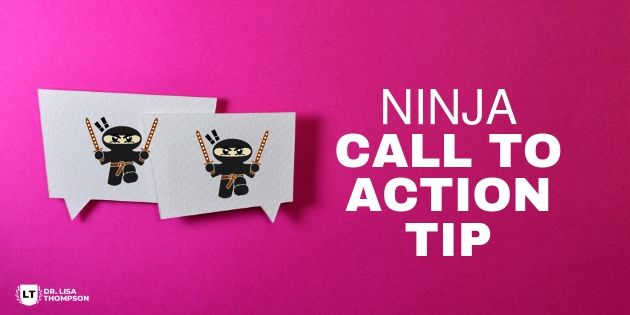 Simple Call to Action Tip to Get More People Reaching Out to You