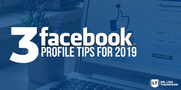 3 Facebook Profile Tips to Get More Leads
