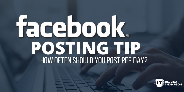 FB Posting Tip – How Often Should You Post Per Day?