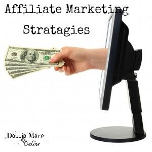 affiliate Marketing Stratagies