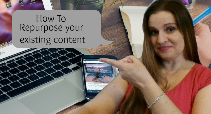 Repurpose your existing content